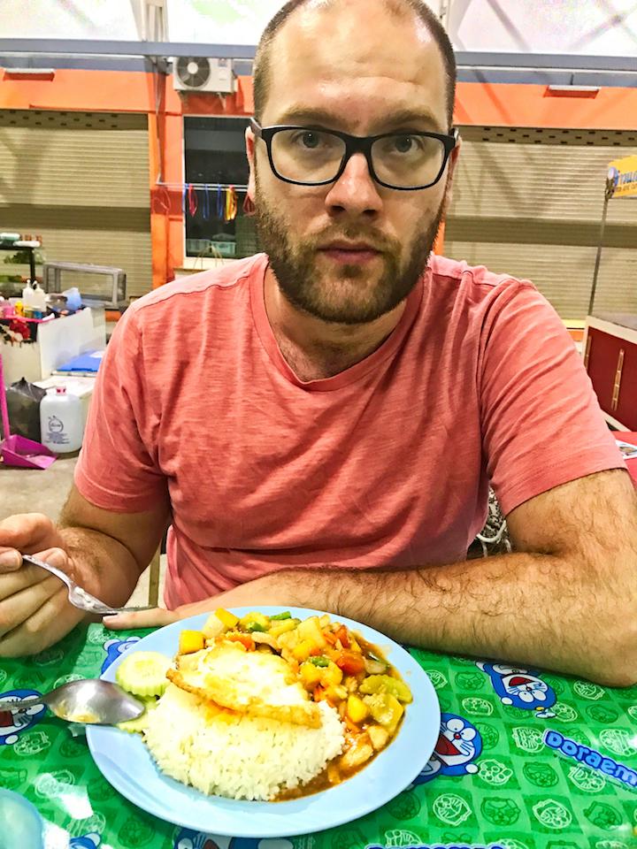 Paweł Zawadzki i Jedzenie