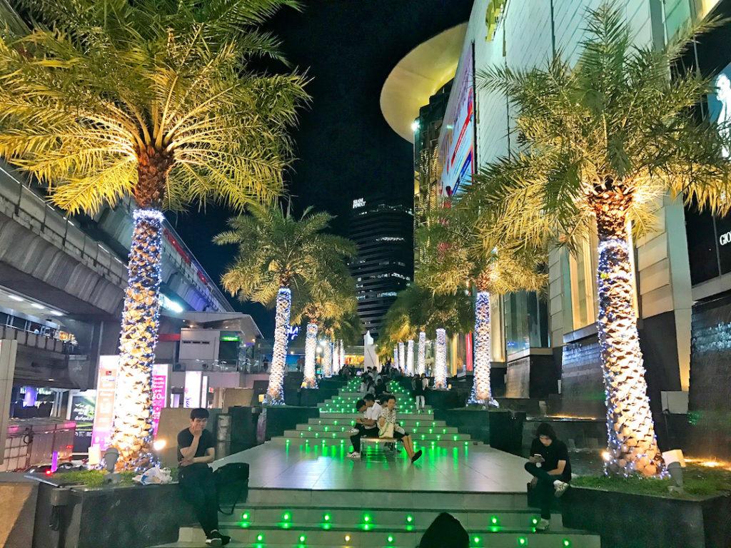 Nowoczesny Bangkok