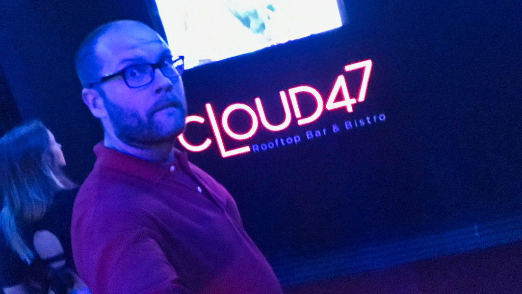Paweł Zawadzki Cloud 47 Bangkok