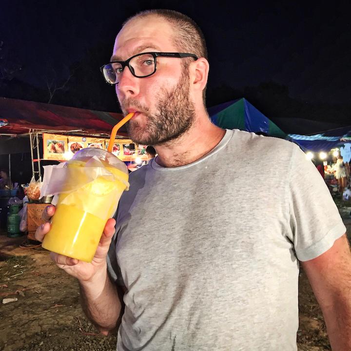 Paweł Zawadzki Bangkok Sok Mango