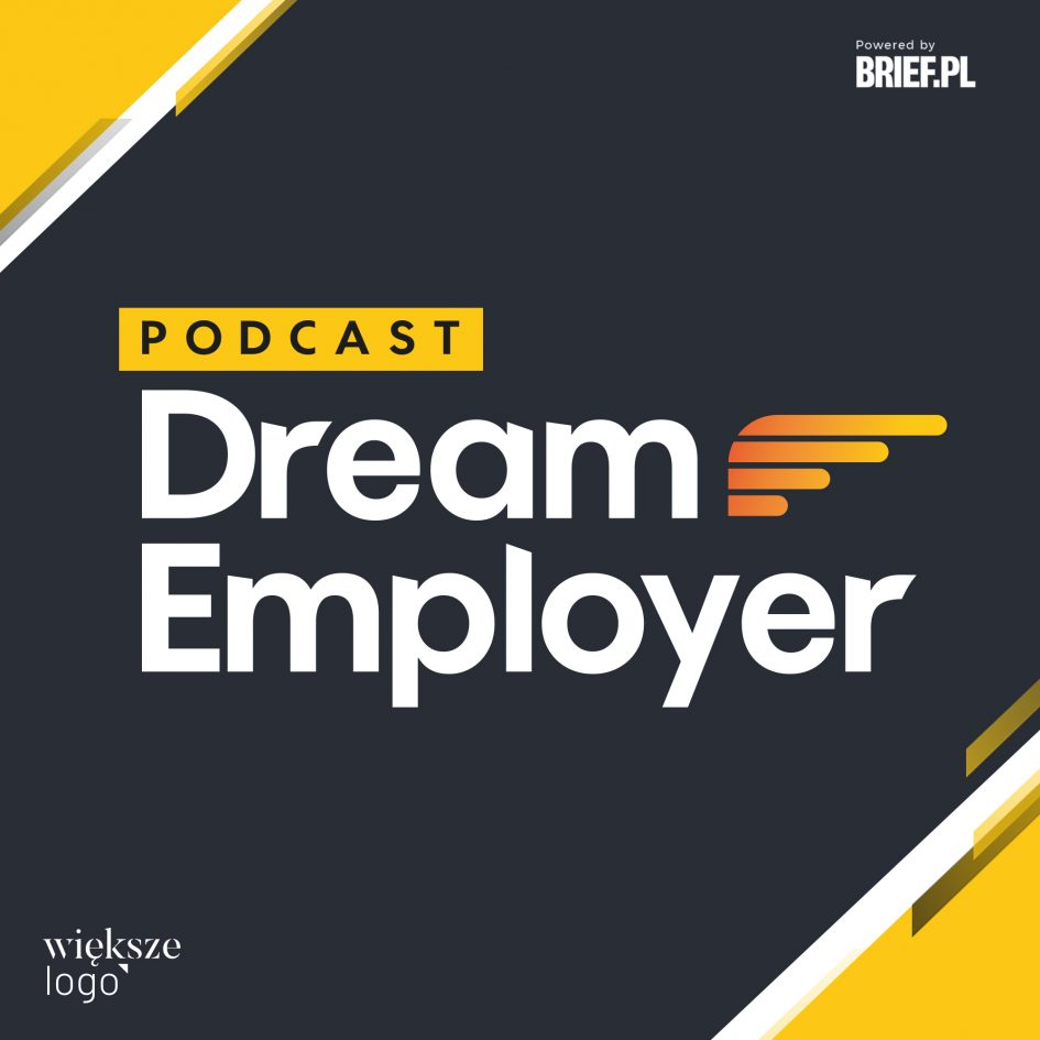 dream employer podcast cover